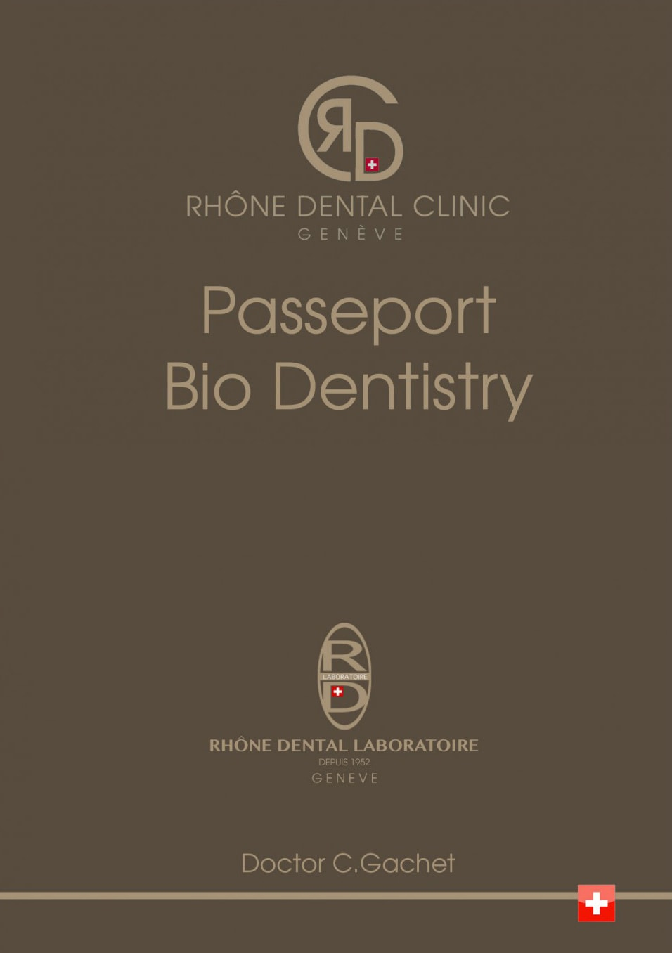 Follow-up and traceability proposed by a clinic specializing in dental aesthetics in Geneva